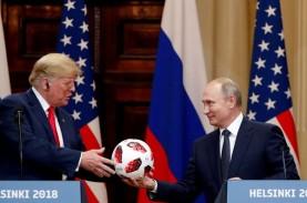Trump Bakal Bicara Empat Mata dengan Putin