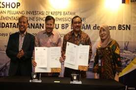 Permudah Penerapan SNI, BP Batam Gandeng BSN