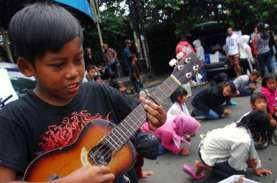 Yogyakarta Gencarkan Penertiban Anak Jalanan