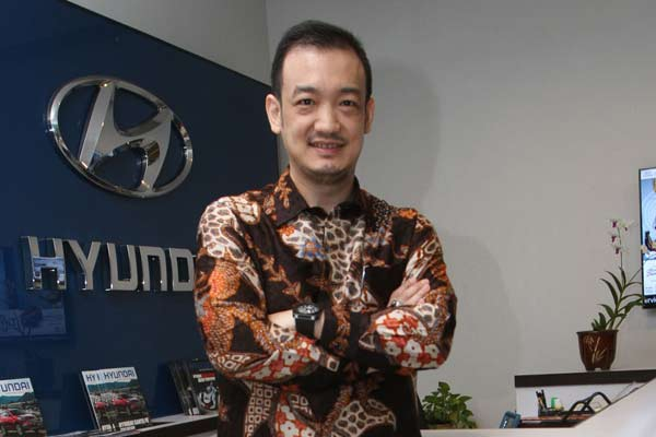 Presiden Director PT Hundai Mobil Indonesia.  - Bisnis.com