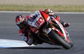 Hari Kedua Tes Pramusim MotoGP Jerez, Nakagami Tercepat