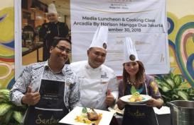 Ada Ice Cream Goreng di Cooking Class Arcadia Manggadua by Horison