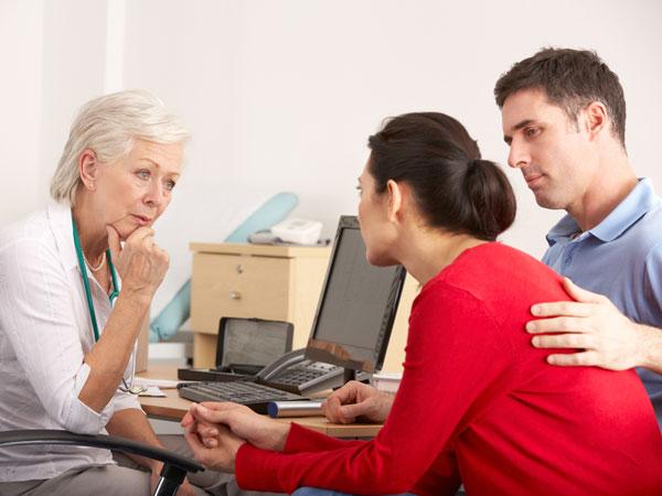 Ilustrasi konsultasi kehamilan  - boldsky.com