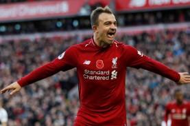 Shaqiri Kini Jadi Pemain Penting Liverpool