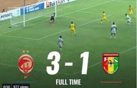 Sriwijaya FC vs Mitra Kukar 3-1, SFC Keluar dari Zona Degradasi