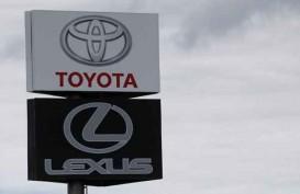 Toyota Rombak Jajaran Eksekutif