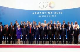KTT G20: Isu Proteksionisme Kembali Jadi Sasaran