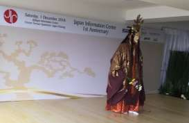 Japan Information Centre Lippo Cikarang Gelar Sendratari Noh