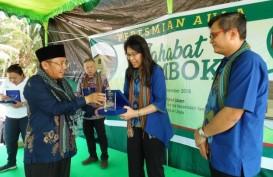 BCA Salurkan Bantuan Bangun Aula untuk Korban Gempa Lombok