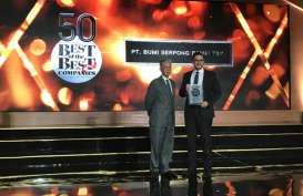 Sinarmas Raih Penghargaan Top 50 Companies 2018