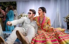 Menikah, Priyanka Chopra & Nick Jonas Berbagi Kebahagiaan Upacara Mehendi