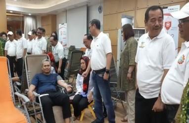 Metland Gelar Donor Darah Rayakan Hari Kesetiakawanan Sosial Nasional