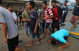 KM Gerbang Samudra I Terbakar, Sembilan Pasien di Rawat di RS PHC
