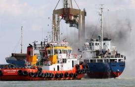 Kapal Roro Gerbang Samudra I Terbakar, Api dari Dek Kendaraan