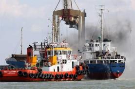 Kapal Roro Gerbang Samudra I Terbakar, Api dari Dek…