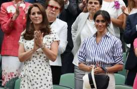 Kate Middleton dan Meghan Markle Diisukan Tidak Akur, Istana Kensington Buka Suara
