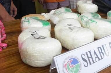 Polisi Bongkar Sindikat Narkoba di Villa Baliview Luxury