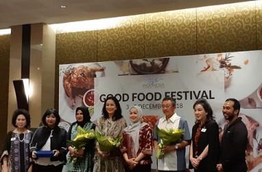 Good Food Festival 2018: Menikmati Kuliner Sambil Beramal