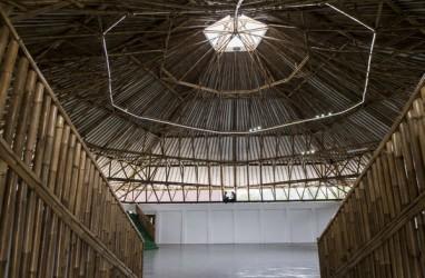 Ada Jamu dan Panggung Kubah Bambu di Kongres Kebudayaan 2018