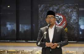 Ridwan Kamil Lantik Ade Sugianto sebagai Bupati Tasikmalaya