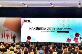 Peringati Hari Antikorupsi Sedunia, Jokowi Tegaskan…