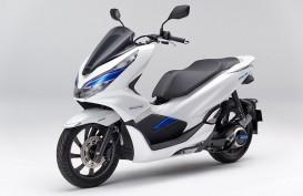 Honda Mulai Penjualan Sewa Skuter PCX Electric