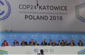Di COP24, Indonesia Pertegas Komitmen Perubahan Iklim