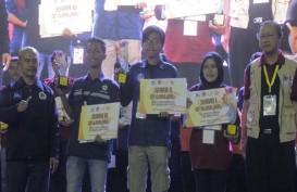 Dua Tim Jembatan UMM Sabet 4 Gelar Juara di KJI XIV Makassar