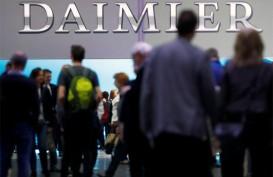 Daimler Akan Tambah Saham di BAIC Motor Corp
