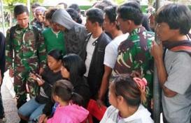 31 Pekerja Transpapua Dibunuh, 2 Karyawan Istaka Karya yang Selamat Luka Tembak
