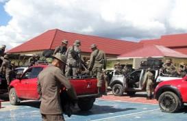 31 Pekerja Transpapua Dibunuh, Proyektil Bersarang di Tubuh Karyawan Istaka Karya