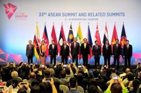 PDB Asean Diprediksi Melambat pada 2019