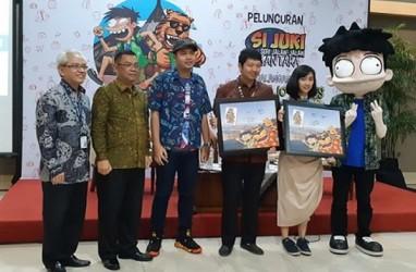 Buku Si Juki Seri Jalan-Jalan Nusantara, Edisi Perdana Berpetualang ke Labuan Bajo