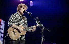 Konser Ed Sheeran, Tiket Akan Diberikan H-7 Sebelum Konser