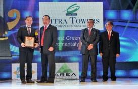 Citra Tower Kemayoran Raih Best Green Office