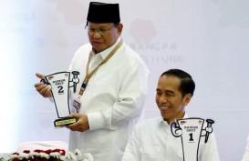 Jokowi Kalahkan Prabowo di Twitter Sepanjang 2018
