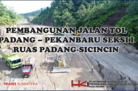 Tol Pekanbaru-Padang Ruas Bangkinang masih Tahap Penyusunan…