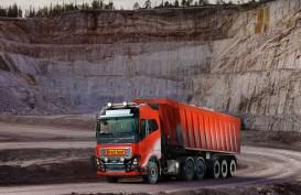 Volvo Trucks Sediakan Solusi Transportasi Otonom ke Bronnoy Kalk AS