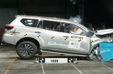 Uji Tabrak Asean NCAP: Nissan Terra Sabet Bintang Lima