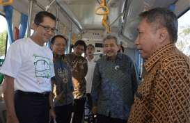 Jawa Tengah Segera Miliki Bus Listrik