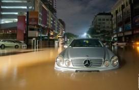 Mobil Bekas, Begini Cara Mengetahui Mobil Terendam Banjir