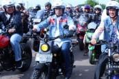 Kampanye Keselamatan Berhendara, Menhub Tiru Gaya Jokowi