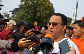 Anies Pertanyakan Hasil Survei Jakarta Intoleran
