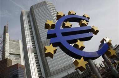 Bank Sentral Eropa Belum Akan Kerek Suku Bunga