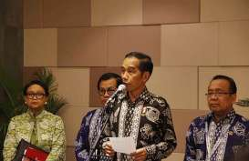 Jokowi Merasa Repot Ganti Baju 6 Kali Sehari
