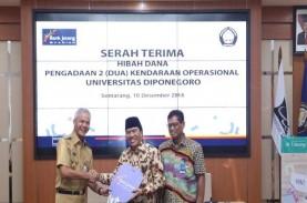 Bank Jateng Syariah Bantu 2 Mobiln Operasional Untuk…