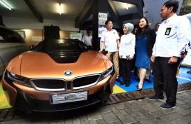 BMW dan Pertamina Bangun SPLU Cepat di SPBU Kuningan
