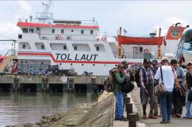 Pelabuhan Sorong Dirancang Jadi Berskala Internasional