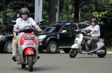 Viar Naikkan Harga Sepeda Motor Listriknya