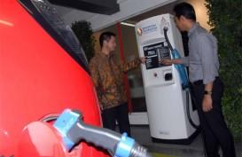 Perangkat SPLU Mitsubishi di Pasang SPBU Kuningan Jakarta
